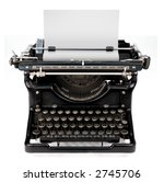 old fashioned  vintage... | Shutterstock . vector #2745706