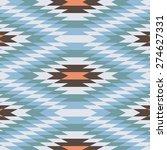 geometric pattern   vector... | Shutterstock .eps vector #274627331