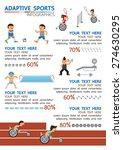 adaptive sport infographic ...