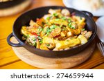 Authentic Fried Potatoes With...