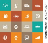 auto icons universal set for... | Shutterstock .eps vector #274674257