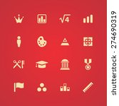 award icons universal set for...   Shutterstock .eps vector #274690319