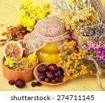 Medicinal Herbs With Honey ...