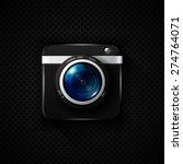 photo camera vector icon | Shutterstock .eps vector #274764071