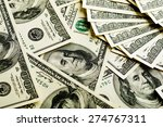 background with money american... | Shutterstock . vector #274767311