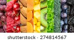 healthy food background | Shutterstock . vector #274814567