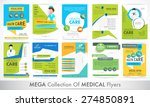 mega collection of different... | Shutterstock .eps vector #274850891