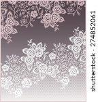 card | Shutterstock .eps vector #274852061