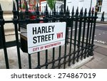 london  england   april 30 ...   Shutterstock . vector #274867019