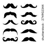 hipster style silhouette   Shutterstock .eps vector #274902344