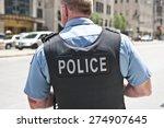 A Chicago City Policeman...