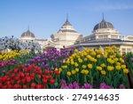 everland resort of seoul  korea ... | Shutterstock . vector #274914635