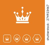 crown icon on flat ui colors...