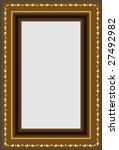 illustration of an old... | Shutterstock .eps vector #27492982