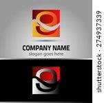 symbol number nine 9 logo icon... | Shutterstock .eps vector #274937339