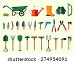 Set Of Various Gardening Items...
