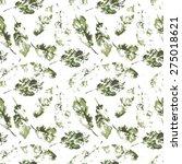 fingerprint pattern from the of ... | Shutterstock .eps vector #275018621