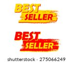 best seller banners   text in... | Shutterstock . vector #275066249