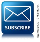 Subscribe  Email Icon  Blue...