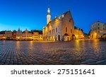 Tallinn Town Hall And Raekoja...