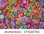 Pattern Of Granny Squares