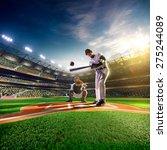 Professional Baseball Players...