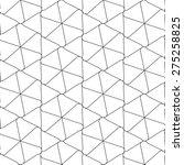 black line pattern abstract... | Shutterstock .eps vector #275258825