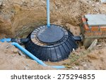 waste treatment tank   septic...