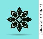 flower | Shutterstock .eps vector #275307194