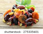 Assorted Dried Fruits  Raisins...