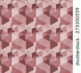 seamless pattern. abstract... | Shutterstock .eps vector #275350559