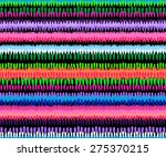 colorful stripes. seamless... | Shutterstock .eps vector #275370215