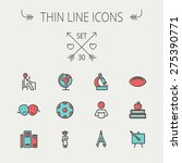 Education Thin Line Icon Icon...