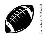 football vector icon | Shutterstock .eps vector #275396741