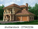 architecture | Shutterstock . vector #27542236
