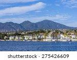 lake mission viejo orange... | Shutterstock . vector #275426609