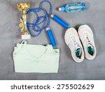set a reward rope water sports... | Shutterstock . vector #275502629