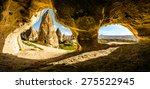 View Of Rock Formation From...