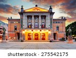 Oslo National Theatre  Norway