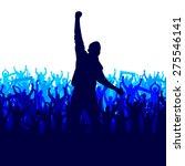 banner for sports championships ... | Shutterstock .eps vector #275546141