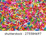 Sugar Sprinkle Dots  Decoratio...