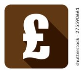 brown square pound currency...