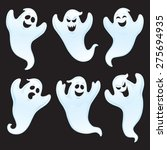 Six Ghost Characters With...