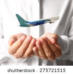 Small photo of airline business, air transport services for traveling