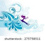 aquapark | Shutterstock .eps vector #275758511