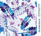 crazy beautiful imprint... | Shutterstock .eps vector #275762777
