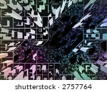 going_from_colorful_greebles | Shutterstock . vector #2757764