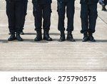 police training in the use of... | Shutterstock . vector #275790575