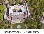 aerial view of palace in... | Shutterstock . vector #275815097