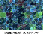 satellite view bitmap... | Shutterstock . vector #275844899